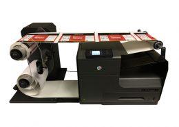 Etikettendrucksystem iTech CYPHER V