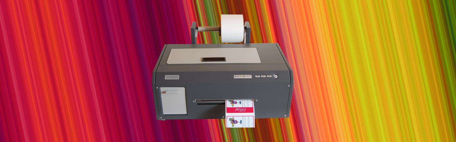Digitsles Etikettendrucksystem Printpix