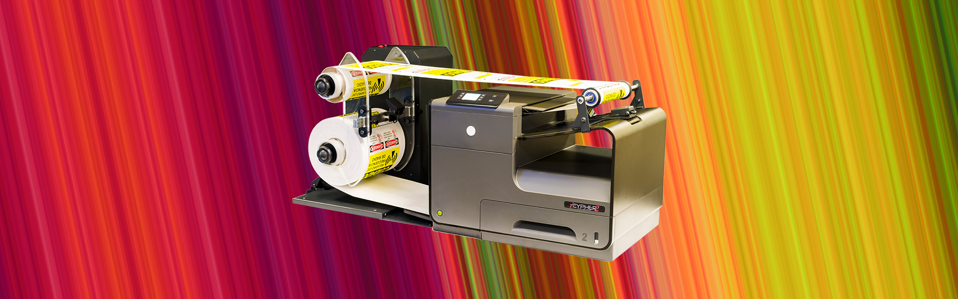 itech Cypher Etikettendrucksystem