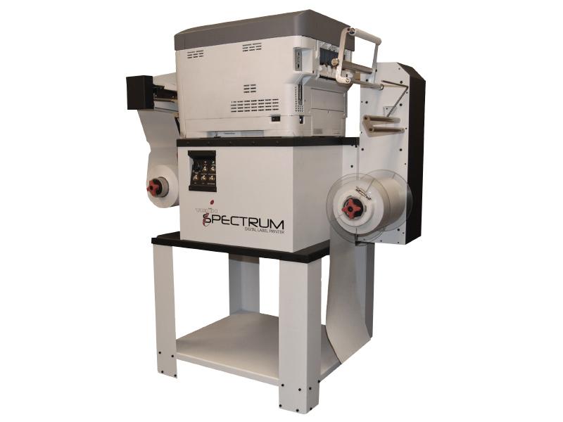 Digitales Etikettendrucksystem iTech SPECTRUM