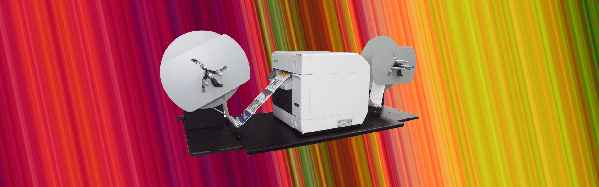 Digitaler Etikettendrucker PRINTUS C100
